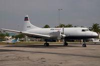N141FL @ KOPF - IFL Group Convair 580