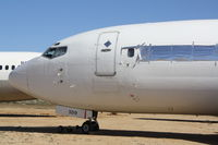 C-GVPW @ KMHV - Boeing 737-200 - by Mark Pasqualino