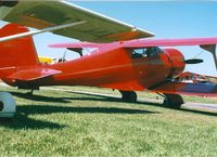 N18BJ @ MYF - 1996 Staggerwing Convention at MYF - by tblaine