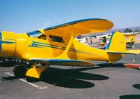 N241K @ MYF - 1996 Staggerwing Convention at MYF - by tblaine