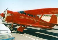 N18575 @ MYF - 1996 Staggerwing Convention at MYF - by tblaine