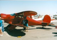 N60149 @ MYF - 1996 Beech Staggerwing Convention at MYF - by tblaine