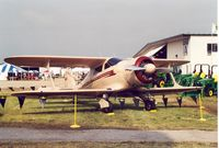 N161K @ OSH - EAA AirVenture - by tblaine