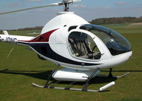 G-JONG @ EGHP - VERY NEAT LOOKING HELICOPTER - by BIKE PILOT