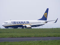EI-EBE @ EGGP - Ryanair - by Chris Hall