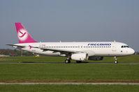 TC-FBR @ LOWL - Freebird A320