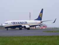 EI-DCH @ EGGP - Ryanair - by Chris Hall