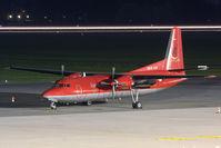 OE-ILW @ LOWL - Fokker 27