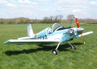 G-CCXO - STARLET IN THE SUN AT BRIMPTON - by BIKE PILOT