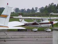 C-FUQT @ LINDSAY, O - Cessna 150 - by John Gosselin