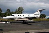 N992SC @ KPAE - KPAE (Absolutely hideous aircraft the biz jet equivalent of the DA42 Twin Star)