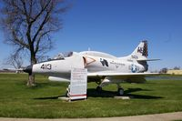 150598 @ IXD - Displayed by the Army National Guard area - by Glenn E. Chatfield