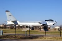 53-4213 @ IAB - At the east gate to McConnell AFB - by Glenn E. Chatfield
