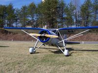 N28640 @ NC52 - Taken at Silver Creek Airport, where the aircraft is based. - by Dalton Walters
