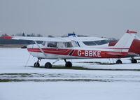 G-BBKE @ EGTC - Cranfield resident. - by captainflynn