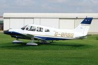 G-BRBG @ EGCL - Based Piper at Fenland