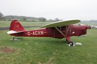 G-AGXN photo, click to enlarge