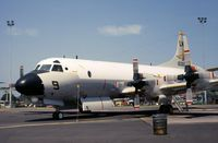 160610 @ MHZ - P-3C Orion of Squadron VP-44 at the 1984 RAF Mildenhall Air Fete. - by Peter Nicholson