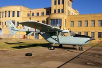 67-21469 @ IAB - At the Kansas Aviation Museum - by Glenn E. Chatfield
