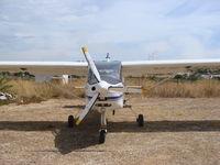 CS-UJX - tecnam from ACAR at Lagos aerodrome,Algarve Portugal - by ze_mikex