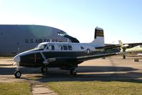 62-3838 @ IAB - At the Kansas Aviation Museum - by Glenn E. Chatfield
