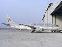 A7-ADE @ LMML - Qatar Airways - by frankiezahra