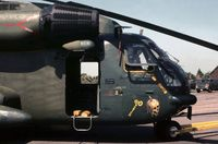 68-10928 @ MHZ - CH-53C named Headhunter of 601 Tactical Control Wing at the 1982 RAF Mildenhall Air Fete. - by Peter Nicholson