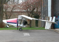 G-MWVG @ EGLS - ONE OF A NUMBER OF SHADOW'S BASED AT OLD SARUM - by BIKE PILOT