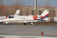 9H-AFB @ LOWW - Learjet 60 - by Andy Graf-VAP