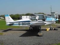 G-BGXR @ EGBD - Based aircraft - by keith sowter