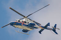 N556UH @ KSAT - inflight shot of N556UH