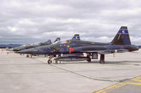 116750 @ CYYR - CF-5A at Goose Bay - by FBE