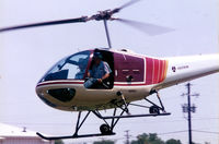 N86183 @ GKY - At Arlington Municipal - Enstrom Helicopter