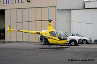 ZK-HHQ @ NZAR - Aspiring Helicopters Ltd., Wanaka - by Peter Lewis