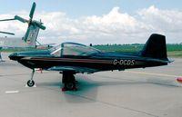 G-OCDS @ EDDB - Aviamilano F-8L Falco Srs 2 at the ILA 1998, Berlin