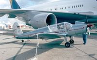D-EMVT @ EDDB - Arado Ar 79B at the ILA 1998, Berlin