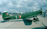 D-EYAK @ EDDB - Nanchang CJ-5 / Yakovlev Yak-18 MAX at the ILA 1998, Berlin