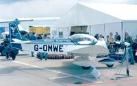 G-OMWE @ EDDB - Zenair CH-601HD at the ILA 1998, Berlin