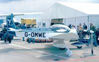 G-OMWE @ EDDB - Zenair CH-601HD at the ILA 1998, Berlin