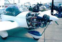 G-OMWE @ EDDB - Zenair CH-601HD (rotary engine installation) at the ILA 1998, Berlin