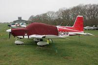 G-BCRR @ EGHP - Taken at Popham Airfield, England on a gloomy April Sunday (12/04/09) - by Steve Staunton