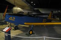 42-2802 @ WRB - Museum of Aviation, Robins AFB - by Timothy Aanerud