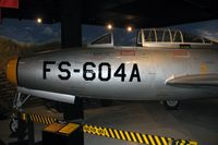 51-604 @ WRB - Museum of Aviation, Robins AFB - by Timothy Aanerud