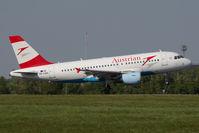 OE-LDG @ VIE - Airbus A319-112