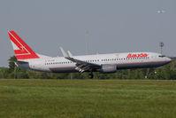 OE-LNP @ VIE - Boeing 737-8Z9
