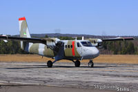 N157KM @ ORE - Taxiing in to pick up more skydivers. - by Dave G