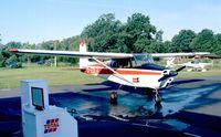 D-EDLH @ EDKB - Cessna 172 at Bonn-Hangelar airfield - by Ingo Warnecke