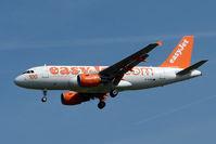 G-EZID @ EGNX - Easyjet A319 training at East Midlands