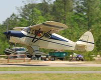 N2633A @ 5NC3 - Departing runway 31 - by John W. Thomas