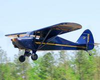 N4554H @ 5NC3 - Departing runway 31 - by John W. Thomas